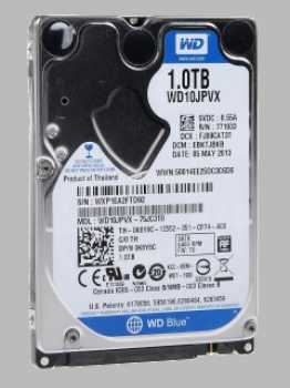 Жесткий диск Western Digital Blue 1000Gb