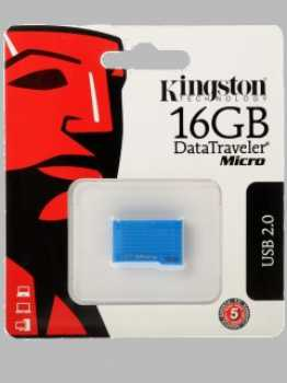 Flash Kingston DataTraveler Micro16Gb