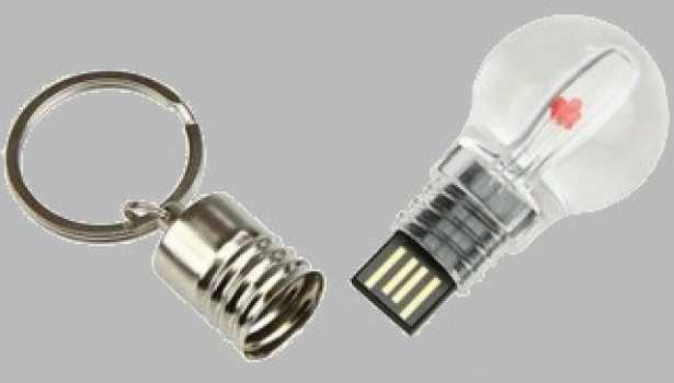 "Flash USB 2.0  Satzuma ""Лампочка"""