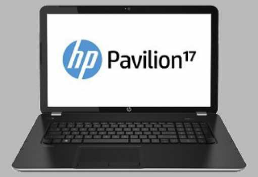 Ноутбук HP Pavilion 17-e011sr (HD+)17.3