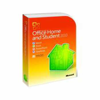 Office Home and Student 2010 32/64 Russian for Russia ONLY DVD5 Пакет для дома и учебы