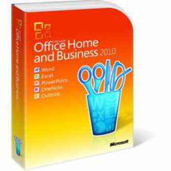 Office Home and Business 2010 32/64 Russian for Russia ONLY DVD5  Пакет для дома и бизнеса
